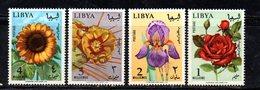 APR2360 - LIBIA 1965 ,  Serie Integra  *** MNH   (2380A)  FIORI - Libia