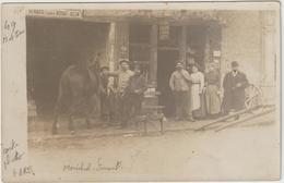 CPA   49  CARTE PHOTO RARE  NOYANT MEON       MARECHAL FERRAND - Other Municipalities