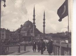 TURQUIE INSTANBUL 1925 Photo Amateur Format 7,5 X 5,5 Cm Environ - Décès
