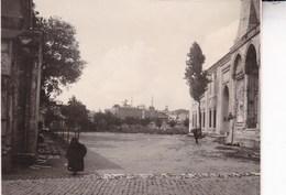TURQUIE INSTANBUL 1920 Ghahradi  Photo Amateur Format 7,5 X 5,5 Cm Environ - Décès