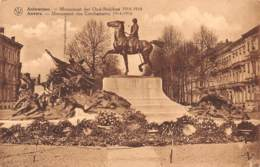 ANTWERPEN - Monument Der Oud-Strijders 1914-1918 - Antwerpen