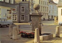 CPM - MALMEDY - Place De La Fraternité Avec Fontaine - Malmedy