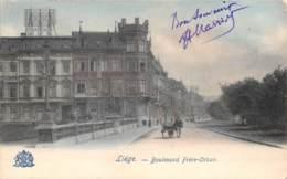 LIEGE - Boulevard Frère-Orban - Liege