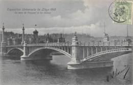 LIEGE - Exposition Universelle De 1905 - Le Pont De Fragnée Et Les Arènes - Liege