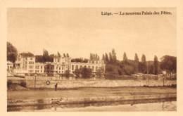 LIEGE - Le Nouveau Palais Des Fêtes - Liege