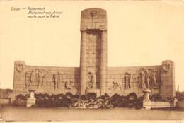 LIEGE - Robermont - Monument Aux Héros Morts Pour La Patrie - Liege