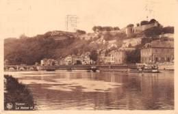 NAMUR - La Meuse Et La Citadelle - Namur
