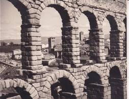 ESPAGNE SEGOVIE 1962 Photo Amateur à Localiser Format Environ 7,5 X 5,5 Cm - Esquela