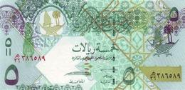 QATAR P. 29 5 R 2008 UNC - Qatar