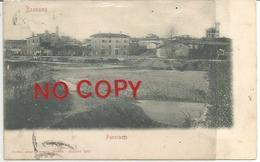 Bazzano, Bologna, 19.7.1905, Panorama. Ed. Clemente Zanetti . - Bologna