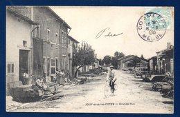 55. Jouy Sous Les Côtes. Grande Rue. 1906 - France