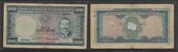 Mozambique, 1953,1000 Escudos, Bank Note - Mozambique