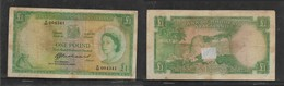 Rhodesia & Nyasaland, 1960, £1 Series X/50, Banknote - Rhodesia