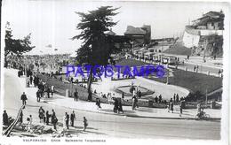 118217 CHILE VALPARAISO BALNEARIO TORPEDERAS POSTAL POSTCARD - Chile