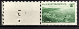 MONACO 1939 / 1941  - Y.T. N° 182 - NEUF ** - Monaco