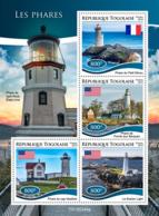Togo  2019    Lighthouses  S201907 - Togo (1960-...)