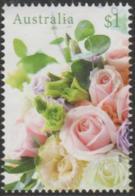 AUSTRALIA - USED 2019 $1.00 Moments To Treasure - Roses - Flowers - 2010-... Elizabeth II