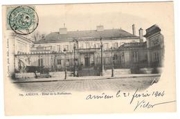 21171 - Ambulant AMIENS A PARIS B - Poststempel (Briefe)