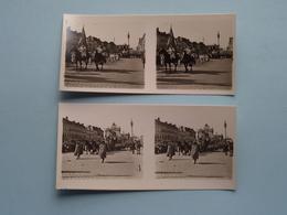 JUWEELENSTOET 1923 ( Série N° 213 ) ANTWERP Stéréo - Ch. DU HOUX ( Zie / Voir Photos ) ! - Photos Stéréoscopiques