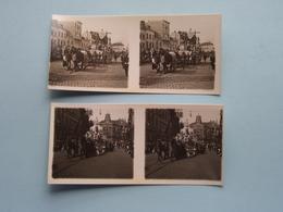 JUWEELENSTOET 1923 ( Série N° 214 ) ANTWERP Stéréo - Ch. DU HOUX ( Zie / Voir Photos ) ! - Photos Stéréoscopiques