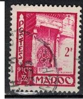MAROC             N°     YVERT   280      OBLITERE       ( Ob  5/15 ) - Maroc (1891-1956)