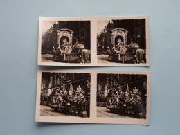 HISTORISCHE STOET 1930 Antwerpen ( Série N° 216 ) ANTWERP Stéréo - Ch. DU HOUX ( Zie / Voir Photos ) ! - Photos Stéréoscopiques