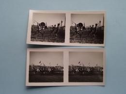 MILITAIR FEEST 1930 Fête Militaire ( Série N° 217 ) ANTWERP Stéréo - Ch. DU HOUX ( Zie / Voir Photos ) ! - Photos Stéréoscopiques