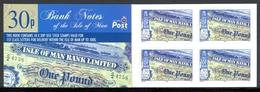 Isle Of Man Markenheftchen Mit MiNr. 1433 Postfrisch MNH Banknoten (Z5257 - Man (Insel)