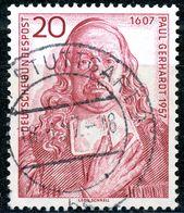 """Nr. 253 Zentrischer Vollstempel """"STUTTGART"""" - [7] République Fédérale"""