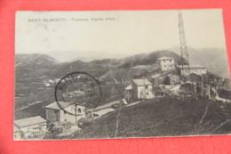 Genova Presso Traso Sant' Alberto Trattoria Aquila D' Oro 1926 Ed. Calì - Italy
