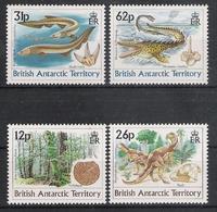 British Antarctic Territory 1991 Age Of The Dinosaurs MNH CV £9.00 - British Antarctic Territory  (BAT)