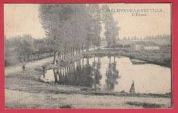 Philippeville-Neuville - L'Etang -1909 ( Voir Verso ) - Philippeville