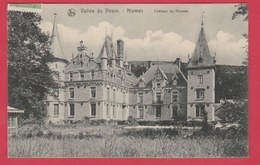 Nismes ( Vallée Du Viroin ) - Château De Nismes -1910 ( Voir Verso ) - Philippeville