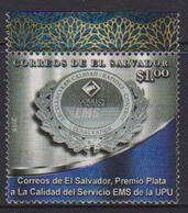EL SALVADOR, 2018, MNH, POST, EMS, 1v - Architecture