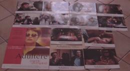 AFFICHE CINEMA FILM ORIGINALE ADULTERE  (MODE D'EMPLOI) + 12 PHOTOS EXPLOITATION BERRY VIARD CASSEL PASCAL 1995 TBE - Affiches & Posters