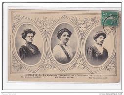DOUAI : La Reine Du Travail Et Ses Demoiselles D'honneur - Tres Bon Etat - Douai