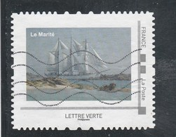 MONTIMBRAMOI VOILIER LE MARITE OBLITERE - France