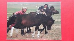 Horse.AR MONGOL TRAVEL - Mongolei