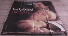 AFFICHE CINEMA ORIGINALE FILM LADYBIRD KEN LOACH Crissy ROCK 1994 TBE - Affiches & Posters