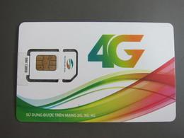 Viettel SIM Card, Chip Moved - Vietnam