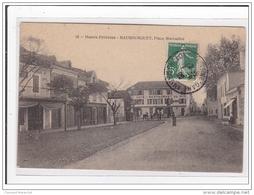 MAUBOURGUET : Place Marcadieu - Tres Bon Etat - Maubourguet