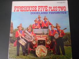 Disque 33 Tours Jazz  Dixieland Favorites Firehouse Five Plus Two - 1960 - Jazz