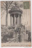 PARIS XIXe BUTTES CHAUMONT SUR LE BELVEDERE - Distretto: 19