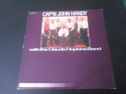Disque 33 Tours Cap'n John Handy With The Claude Hopkins Band - 1985 - Jazz