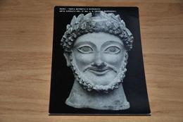 11676-  ROMA, TESTA BARBATA E CORONATA - Roma