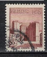 MAROC             N°     YVERT   351    OBLITERE       ( Ob  5/15 ) - Marruecos (1891-1956)