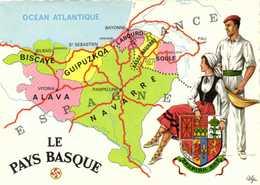 Les Sept Provinces Basques RV Edit Cely  M Pendariès Toulouse RV - France