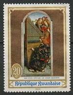 Rwanda - Ruanda 1969 Y&T N°295 - Michel N°317 *** - 20c œuvre De Van Eyck - Rwanda