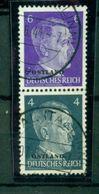 Deutsches Reich, Ostland Nr. S 3 Gestempelt - Besetzungen 1938-45