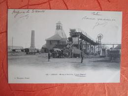 Douai . Mines D Aniche . Fosse Gayant . Dos 1900 - Douai